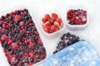 Mélyhűtés, fagyasztás Tupperware edényekkel!